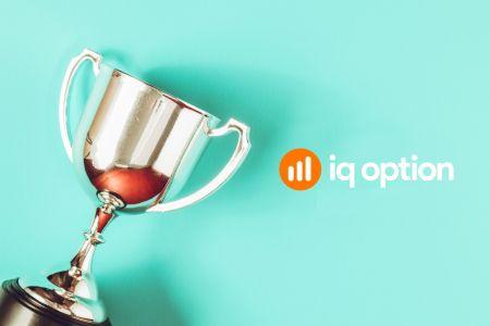 IQ Option Ticaret Turnuvaları - Bir Turnuvada Nasıl Ödül Toplayabilirim?
