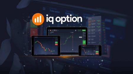 Dizüstü/PC için IQ Option Uygulamasını İndirme ve Yükleme (Windows, macOS)