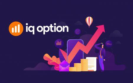 İkili Opsiyon Ticareti ve IQ Option'dan Para Çekme