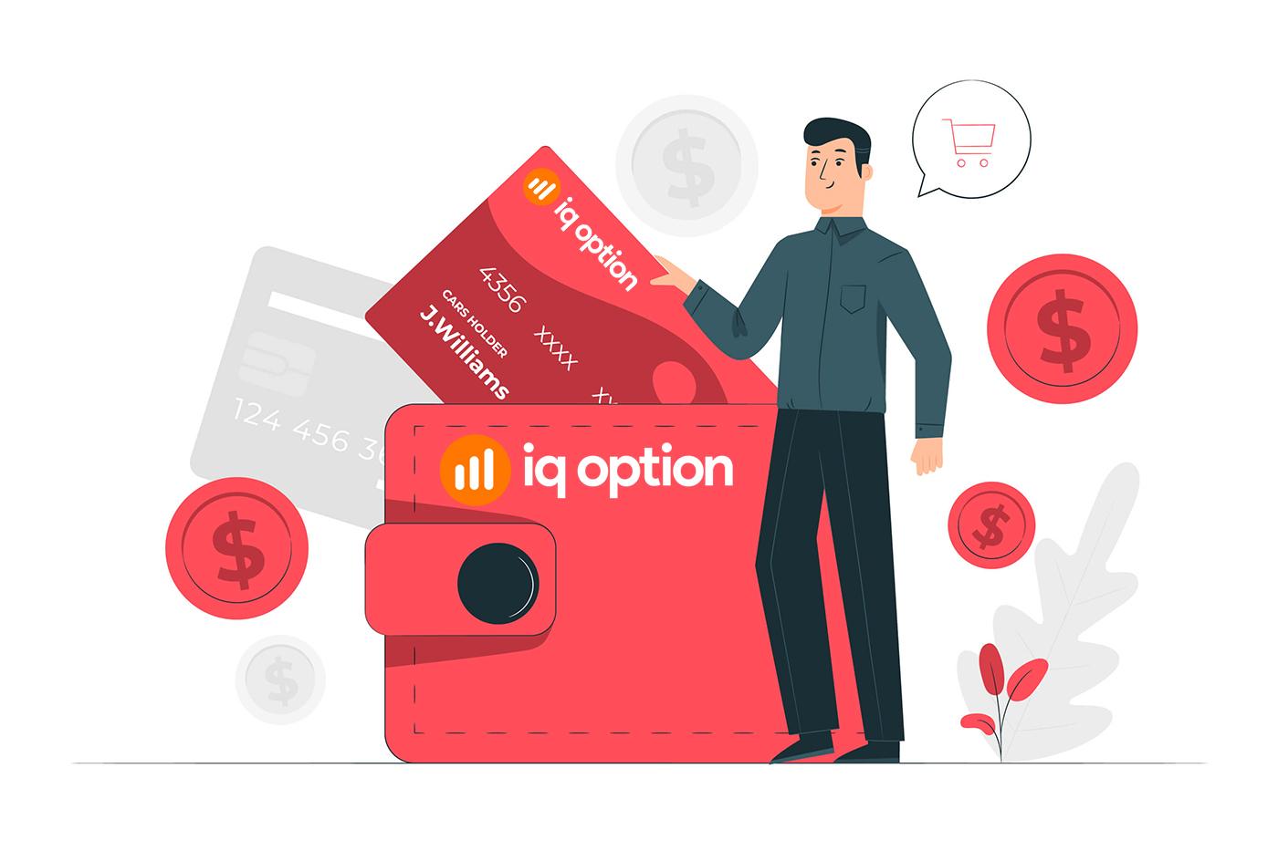 IQ Option'da Hesap Açma ve Para Çekme