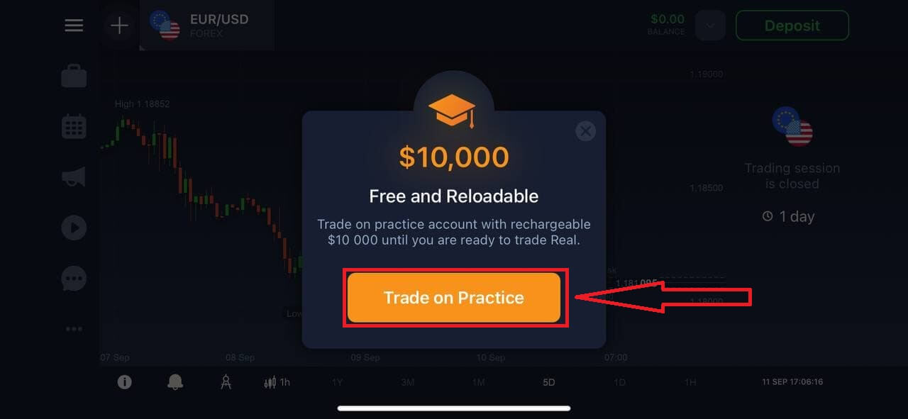 Yeni Başlayanlar için IQ Option'da Nasıl Ticaret Yapılır?